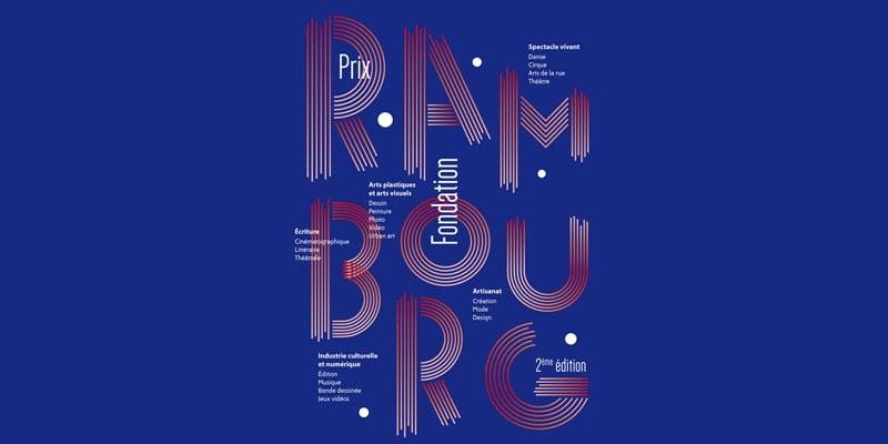 2ème édition du Prix Fondation Rambourg pour l'Art et la Culture