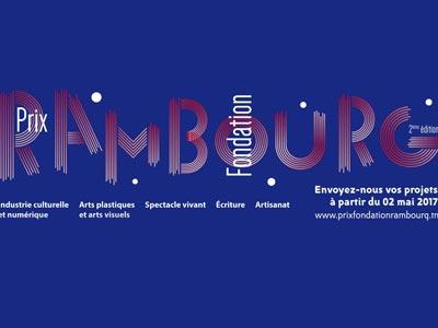 Report du délai de dépôt des candidatures du Prix Fondation Rambourg Pour l'Art et la Culture
