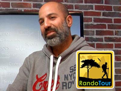 En vidéo : Mohamed Bouzmela vous invite à vivre l'aventure de votre vie avec RandoTour Camping