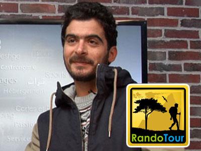 En vidéo : Saber Haddad parle de RandoTour, le club qui incarne l'amour de la nature