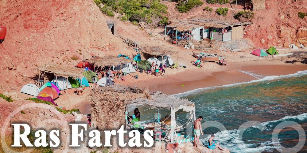 Ras Fartas : un coin paradisiaque entre la montagne et la mer