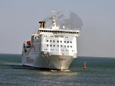 1068 Voyageurs Tunisiens à Marseille arrivés au Port de Zarzis