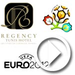 Foot on AiR : Suivez l'Euro au Regency Tunis Hotel