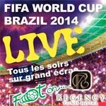 Le Mondial brésilien se joue au Regency Tunis Hotel