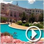 Vidéo d'expérience à la piscine du Regency Tunis Hotel