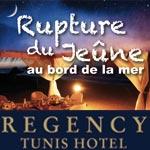 Iftar au bord de la mer avec le Regency Tunis Hotel