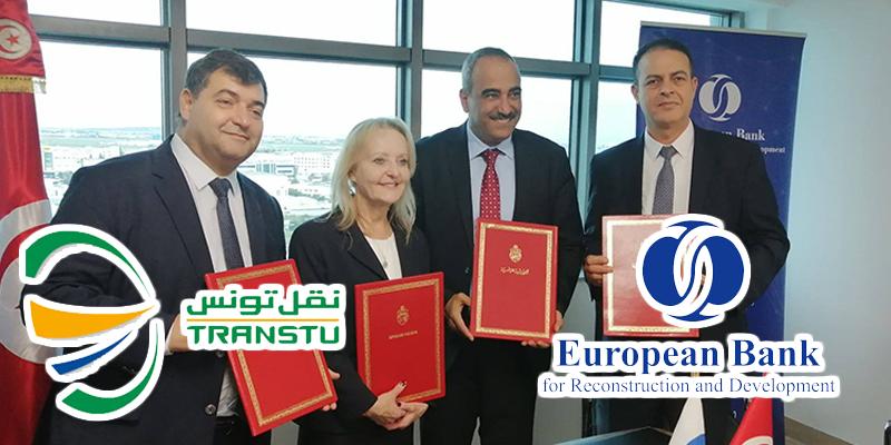 تجديد أسطول شركة نقل تونس بقيمة  145 مليون دينار