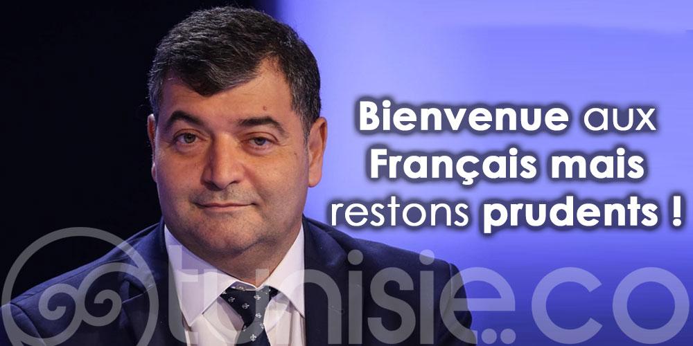 René Trabelsi: Bienvenue aux Français mais restons prudents !