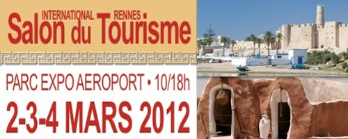 Apr s nantes la tunisie h te d 39 honneur du salon for Salon international du tourisme rennes