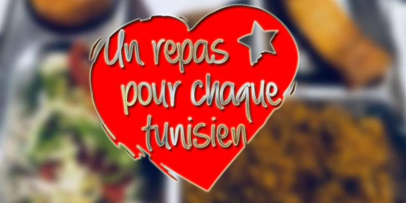 Iftar caritatif à Genève en faveur de Un repas pour Chaque tunisien