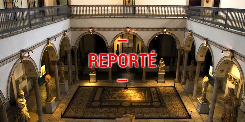 Les musées suspendent les activités culturelles à cause de l'épidémie