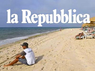La peur du Terrorisme est finie et les touristes retournent en Tunisie selon La Repubblica