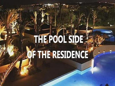 Le Pool Side de The Residence, une excellente évasion culinaire