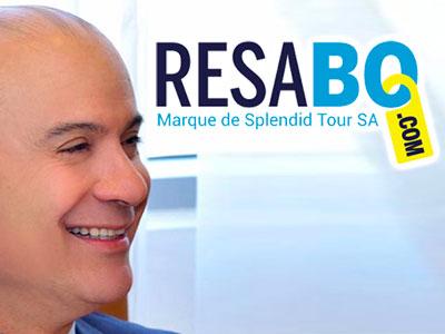 Avec Resabo, Tarek Lassadi s'attaque au marché B2B des Agences de Voyages