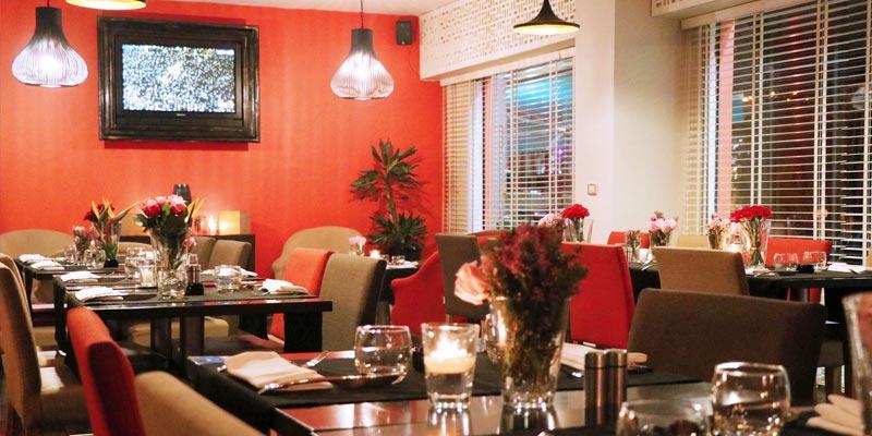 En photos : Ces restaurants romantiques pour célébrer la Saint Valentin