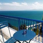 Les meilleurs restaurants avec terrasses sur le Grand Tunis
