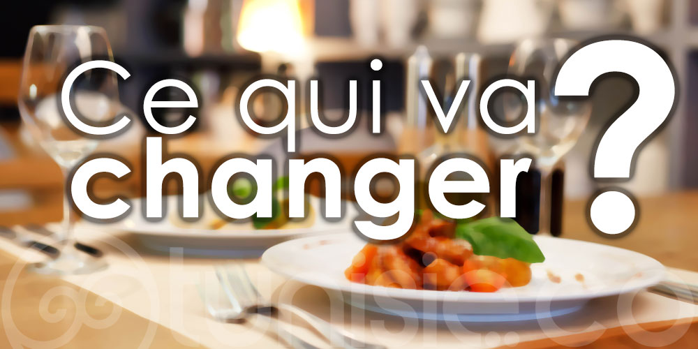 Cafés et Restaurants : Ce qui va changer à partir de ce samedi !