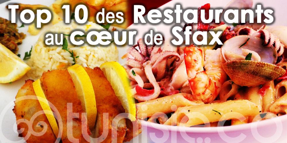 Une balade au cœur de Sfax : Top 10 des restaurants qui valent le détour