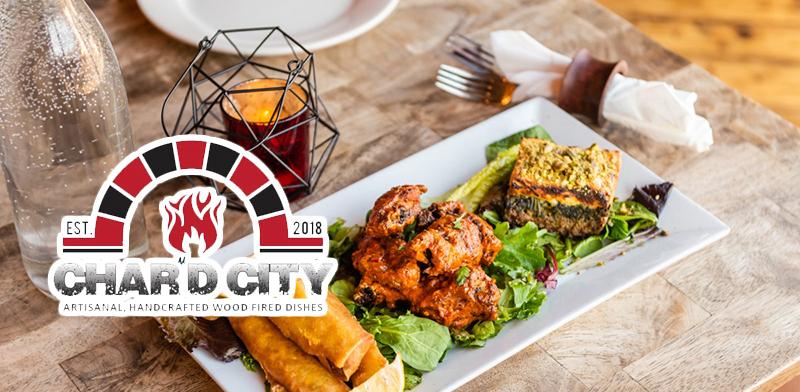 Char'd City : Le restaurant tuniso-italien le plus fréquenté à Hamilton