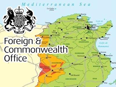 La Grande-Bretagne lève l'interdiction de voyage sur Jendouba et plusieurs villes du sud tunisien