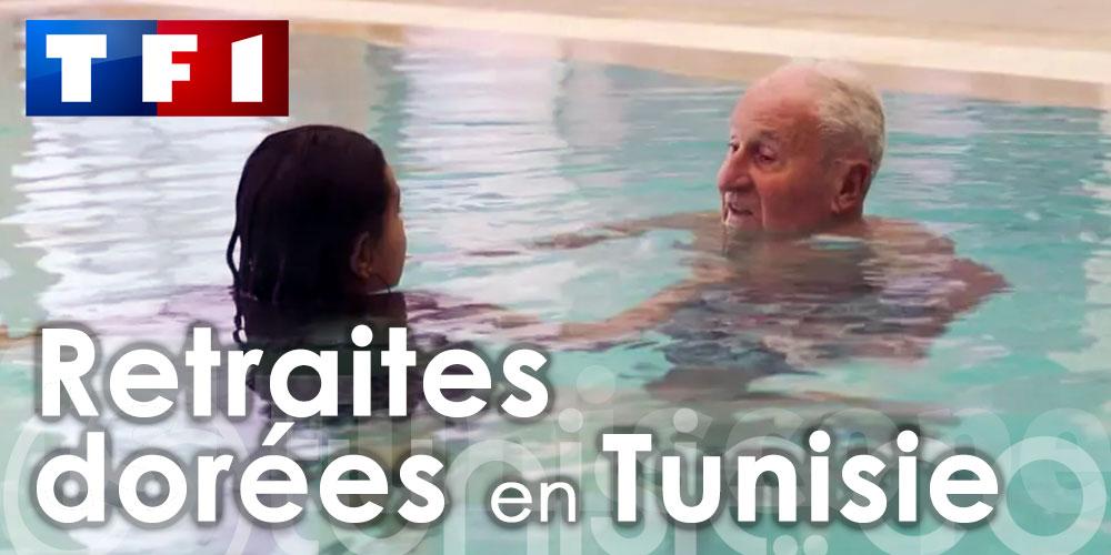 Reportage TF1 : Retraites dorées pour ces Français en Tunisie