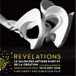 6 artistes tunisiens à la biennale 'Révélations´ Salon des métiers d'art et de la création du 9 au 13 Sep à Paris