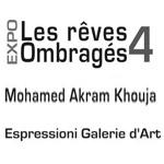 'Les rêves ombragés 4' à Espressioni Galerie d'art, à partir du 27 avril