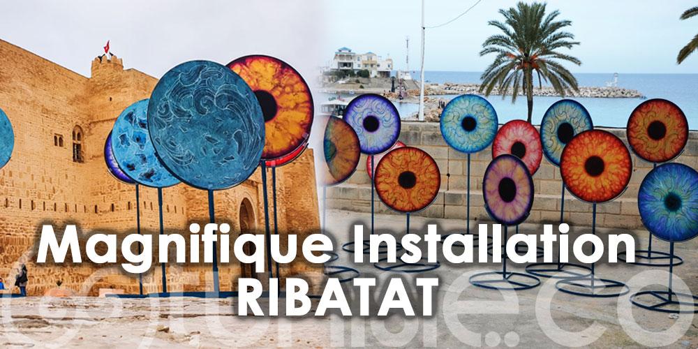 Découvrez la magnifique installation RIBATAT à Monastir