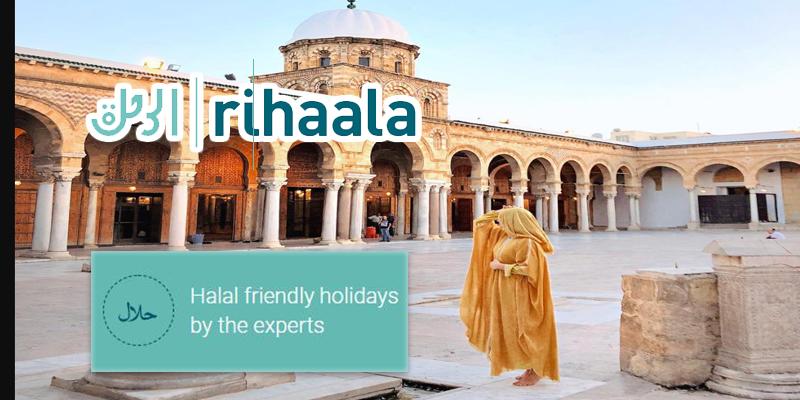 Rihaala le TO anglais met la Tunisie sur sa carte du tourisme Halal