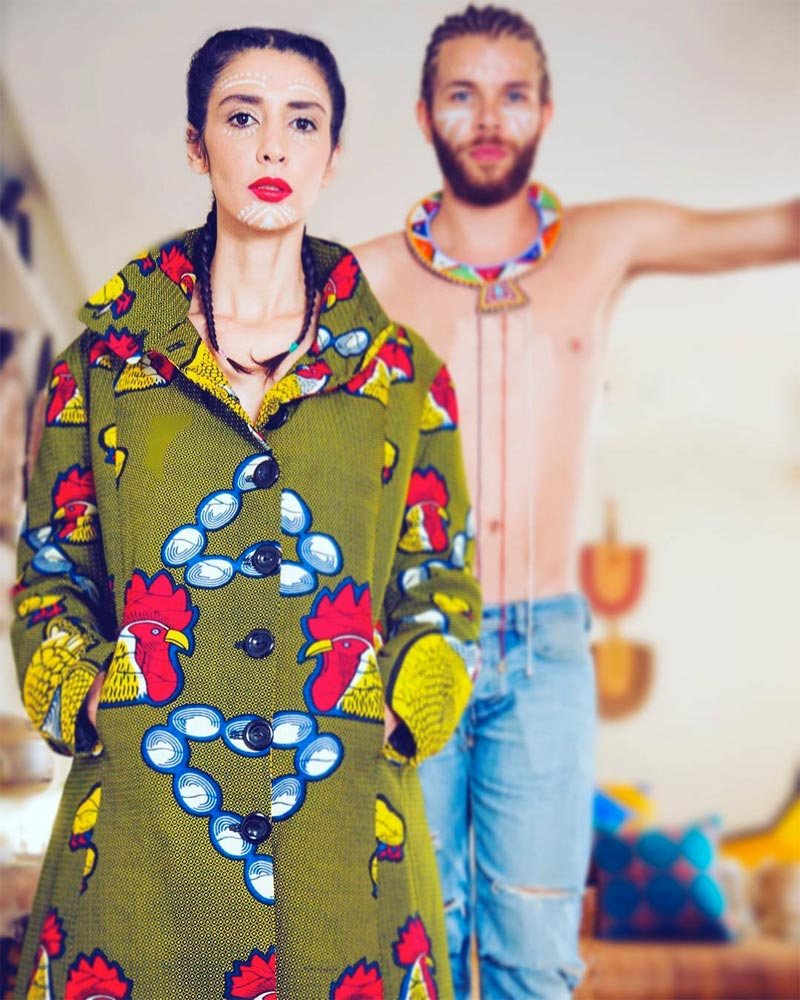 Découvrez la nouvelle collection de SAMYM avec la top-modèle tunisienne Rim El Benna