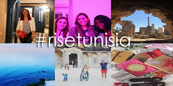 En photos : Cinq web influenceurs internationaux en Tunisie pour le tourisme
