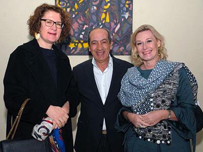 Aloès rend hommage à l'ambassadeur Rita Adams
