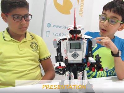 Les robots : donnez vie à la créativité de votre enfant