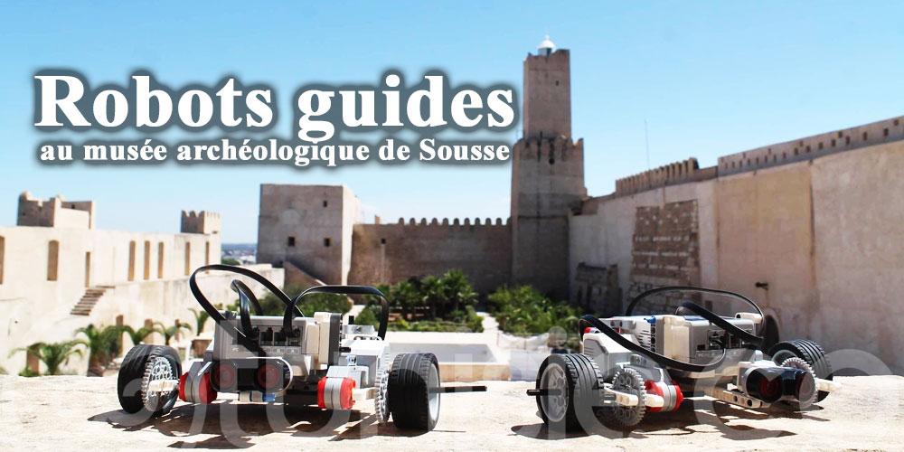 Le musée archéologique de Sousse expérimente des robots guides