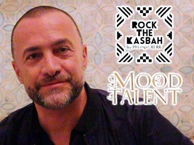 En vidéo : Philippe Xerri dévoile tous les détails concernant l'expo Rock the Mood