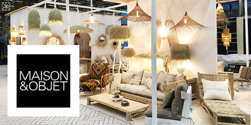Rock The Kasbah, remporte le prix  Best Stand Scenography au salon Maison et Objet