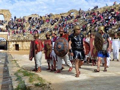 Revivez, en photos, le voyage de Hannibal de Carthage à Carthagène