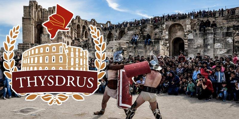 Découvrez la programmation de la fête romaine de THYSDRUS à l'Amphithéâtre d'El-Jem
