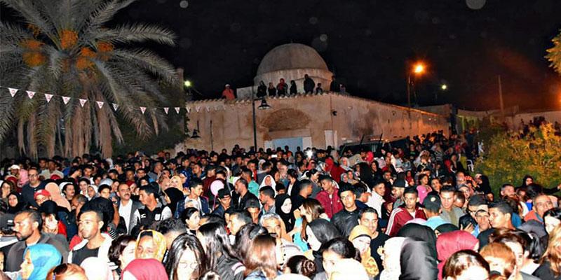 بالصور: مهرجان الرّﻣّﺎﻥ بتستور في دورته الرابعة يستقبل اكثر من 30 الف زائر