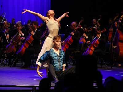 En vidéo : Le Spectacle  Roméo et Juliette au Théâtre de l'Opéra de la Cité de la Culture