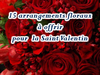 En photos : 15 arrangements floraux impressionnants à offrir pour la Saint Valentin