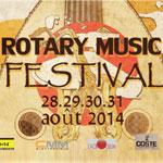 Rotary Music Festival : METIS, Jazz, Troupe de Sidi Bou Saïd... du 28 au 31 août à L'Acropolium de Carthage