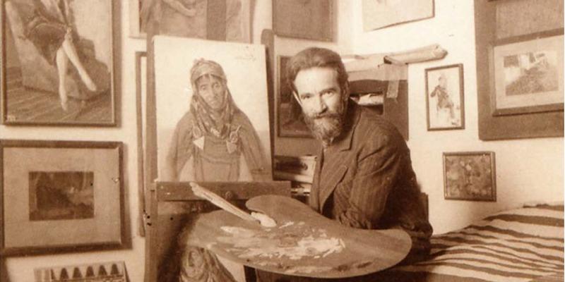 La Tunisie peinte par Roubtzoff, en exposition à Moscou