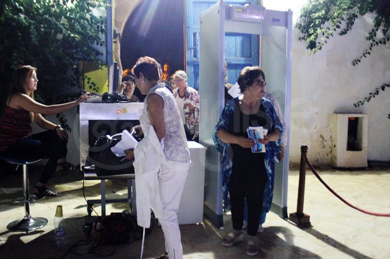 Découvrez en 25 photos la soirée de l'Ensemble Al-Kindî au Festival Rouhanyet