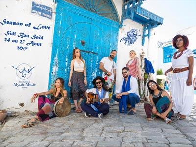 Rouhanyet, le Festival de la musique mystique, du 23 au 27 août à Sidi Bou Saïd