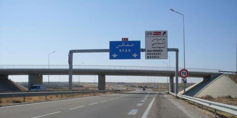 Entrée en exploitation du premier tronçon de l'autoroute Sfax/Gabès le 29 août