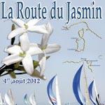La Route du Jasmin : Départ le 1er août 2012 avec des escales à Bizerte, Hammamet et Gammart