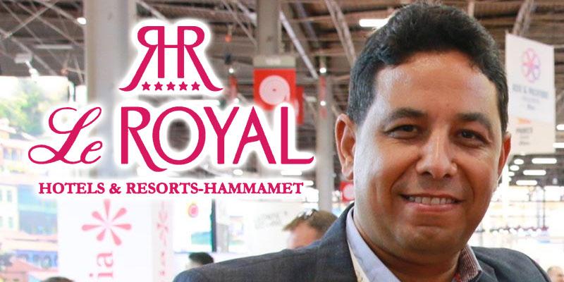 Maher Mokaddem revient à l'hôtellerie avec le Royal Hammamet
