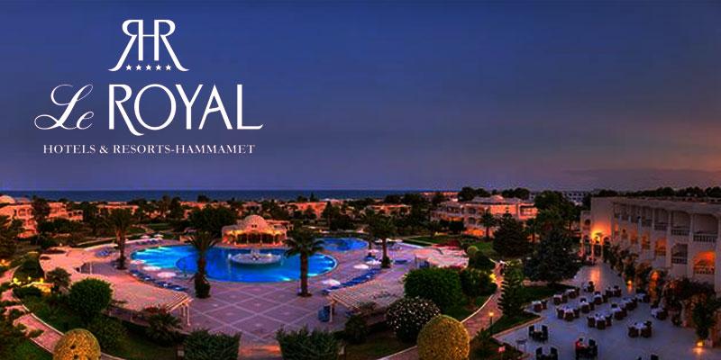 Fermeture temporaire de l'hôtel LE ROYAL HAMMAMET