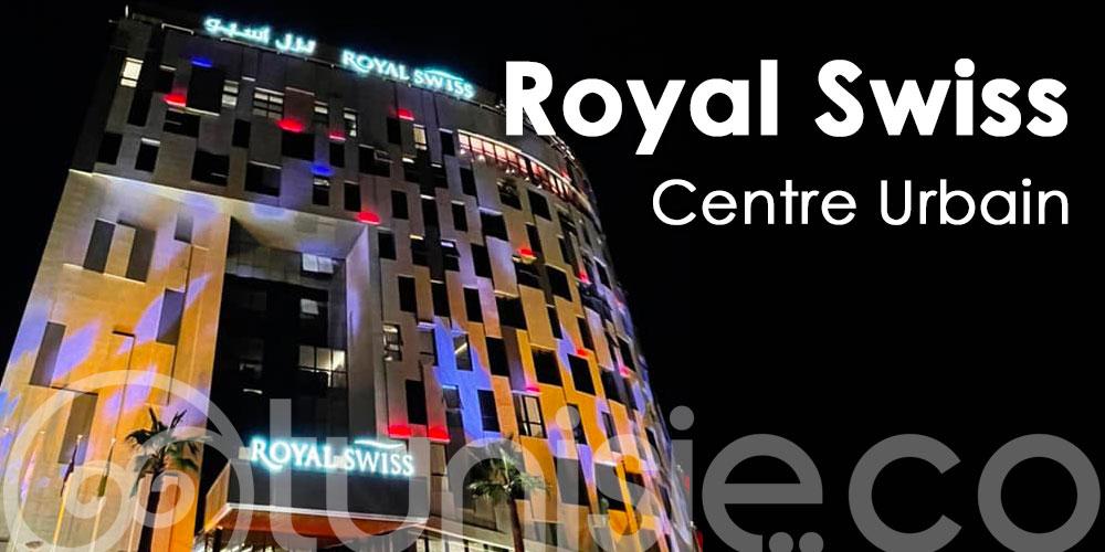 En vidéo et photos : Découvrez le Royal Swiss ASBU Tunis